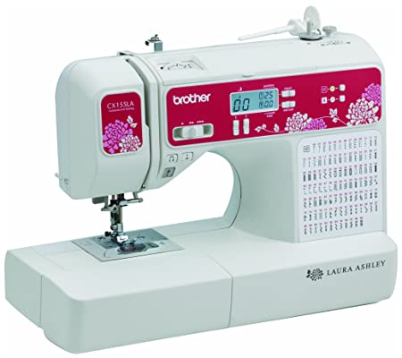 Review Brother Sewing Laura Ashley