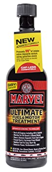 Marvel Mystery Oil Ultimate Treatment Fuel Injector Cleaner