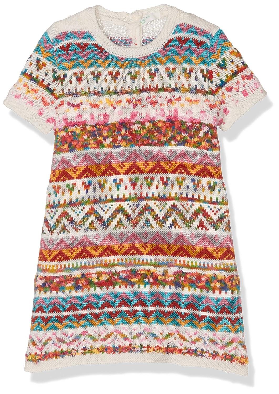 United Colors of Benetton Baby-Mädchen Kleid Dress