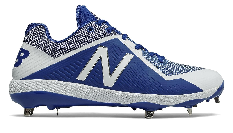 (ニューバランス) New Balance 靴シューズ メンズ野球 4040v4 Royal Blue with White ロイヤル ブルー ホワイト US 13 (31cm) B073YMP37S
