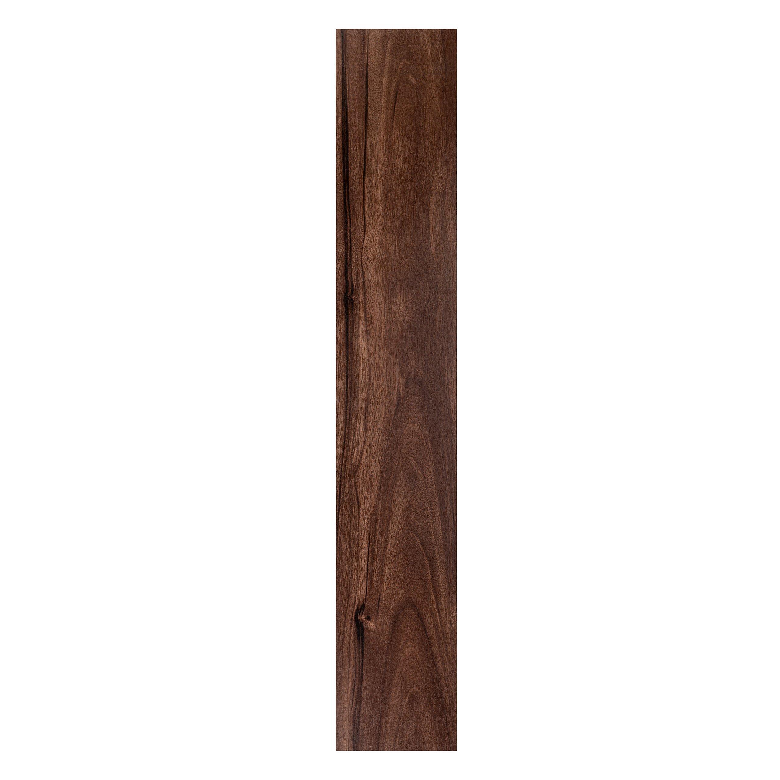 Achim Imports VFP1.2HK10 Nexus Hickory 6x36 Self Adhesive Vinyl Floor Planks-10 Planks/15 sq ft, Piece
