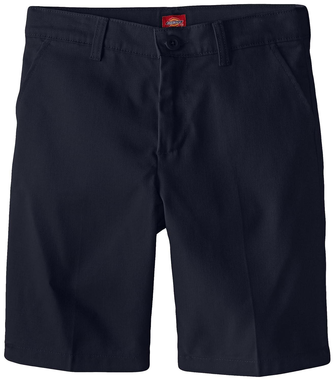 Dickies Girl Big Girls' Flex Waist Slim Fit Flat Front Short Dickies Girls 7-16 KR570