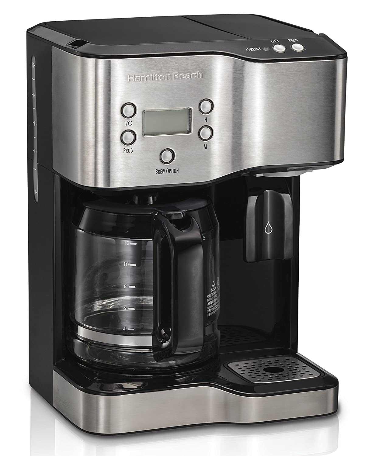 Top Coffee Makers with Hot Water Dispenser Functions > Gamble Bay Coffee Company