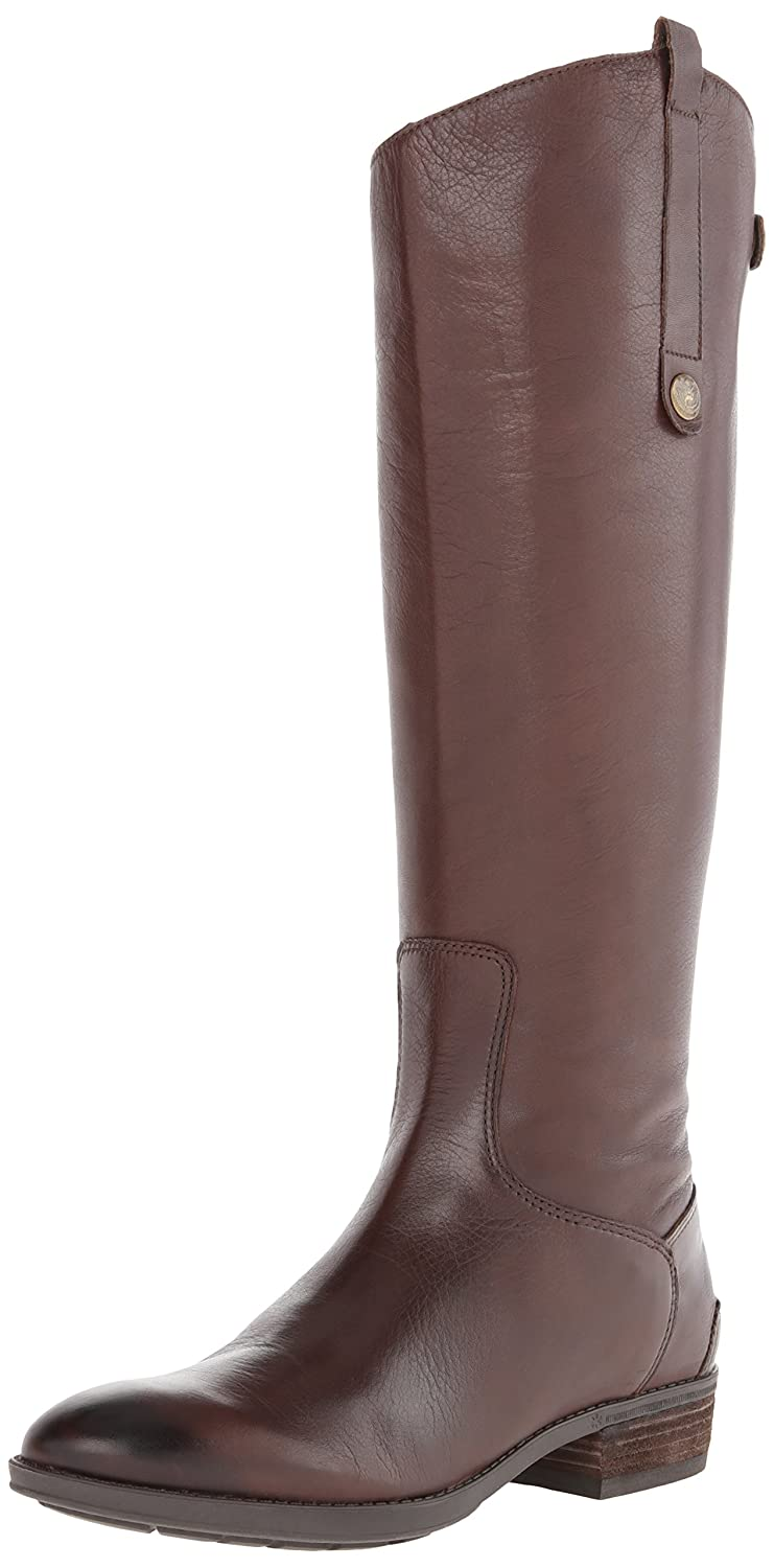 Sam Edelman Women's Penny Riding Boot B00WDVXTT8 4.5 B(M) US|Dark Brown
