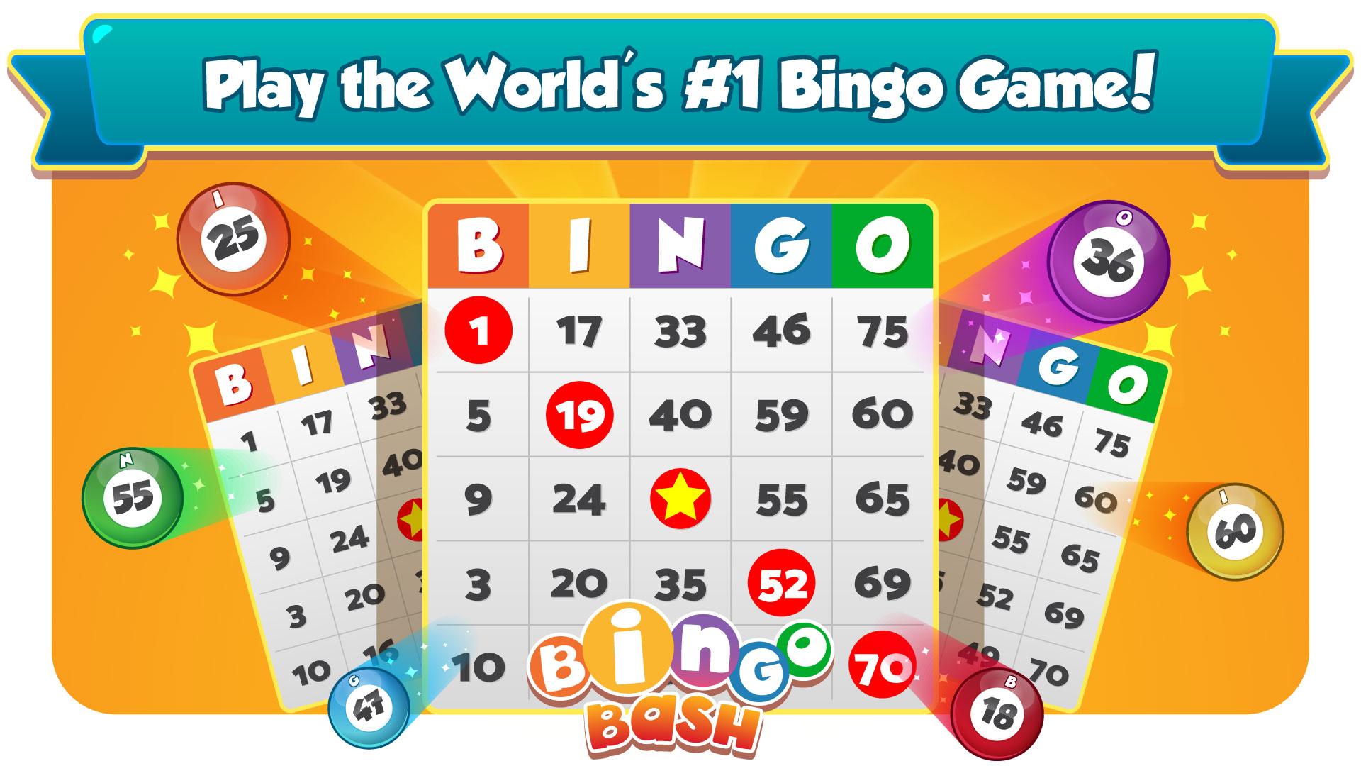 Play Online Bingo Bash