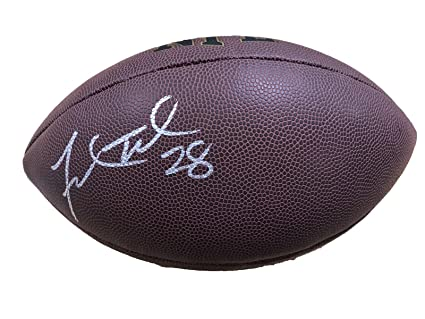 1acb30647bf Fred Taylor Autographed Football - Super Grip Beckett BAS - Beckett  Authentication - Autographed Footballs