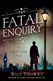 Fatal Enquiry: A Barker & Llewelyn Novel (Barker and Llewelyn Book 6)