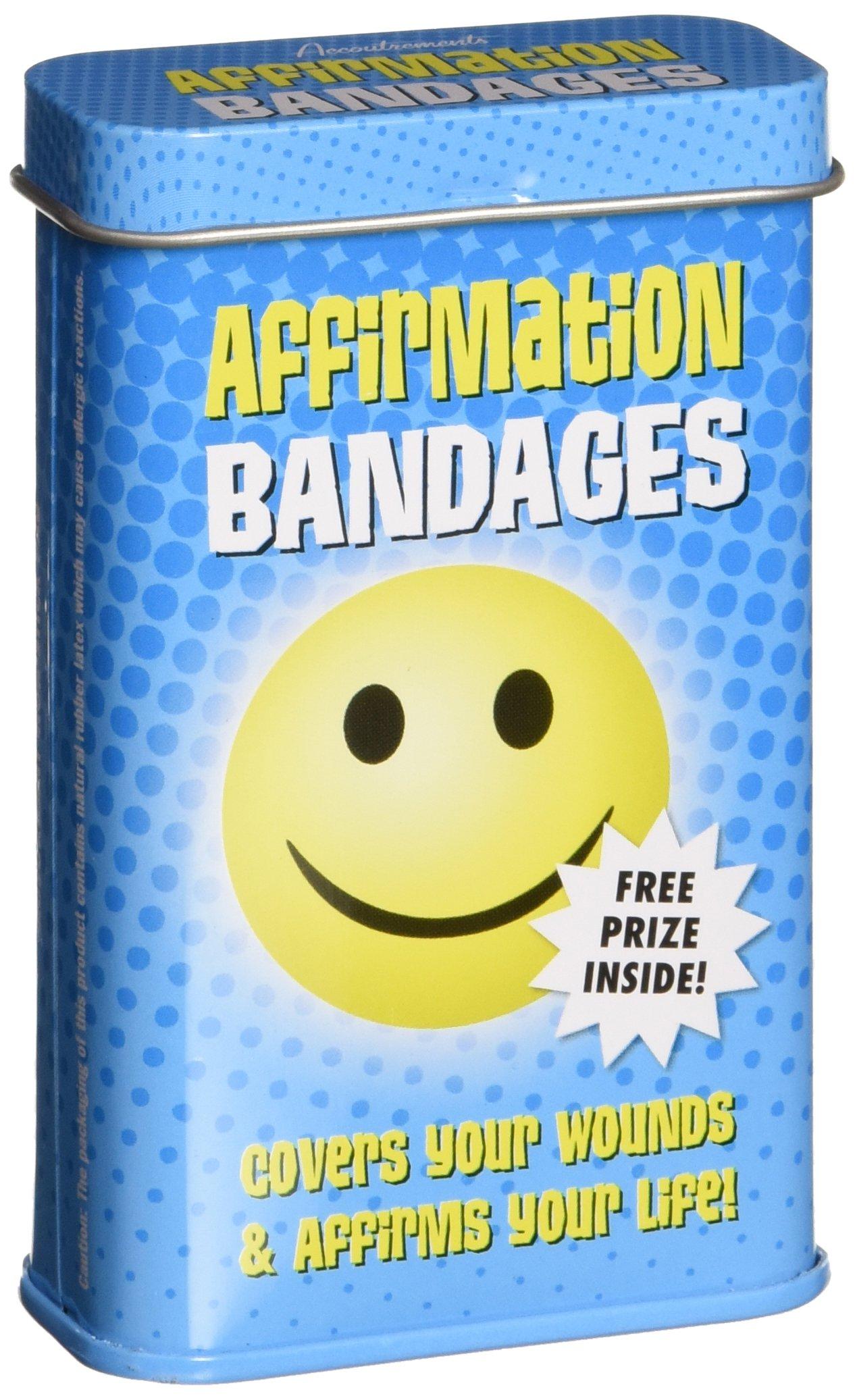 Accoutrements Affirmation Bandages
