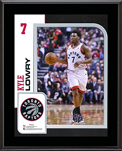 36afca936fe Image Unavailable. Image not available for. Color: Kyle Lowry Toronto  Raptors ...