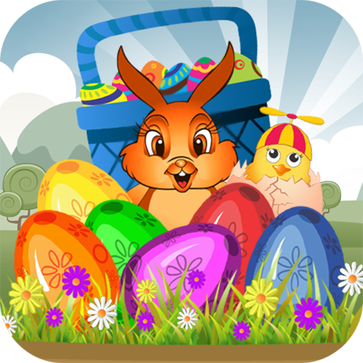 Bunny Drops - Match three puzzle -
