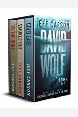 The David Wolf Mystery Thriller Series: Books 5-7 (The David Wolf Series Box Set) Kindle Edition
