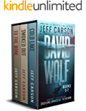 The David Wolf Mystery Thriller Series: Books 5-7 (The David Wolf Series Box Set)