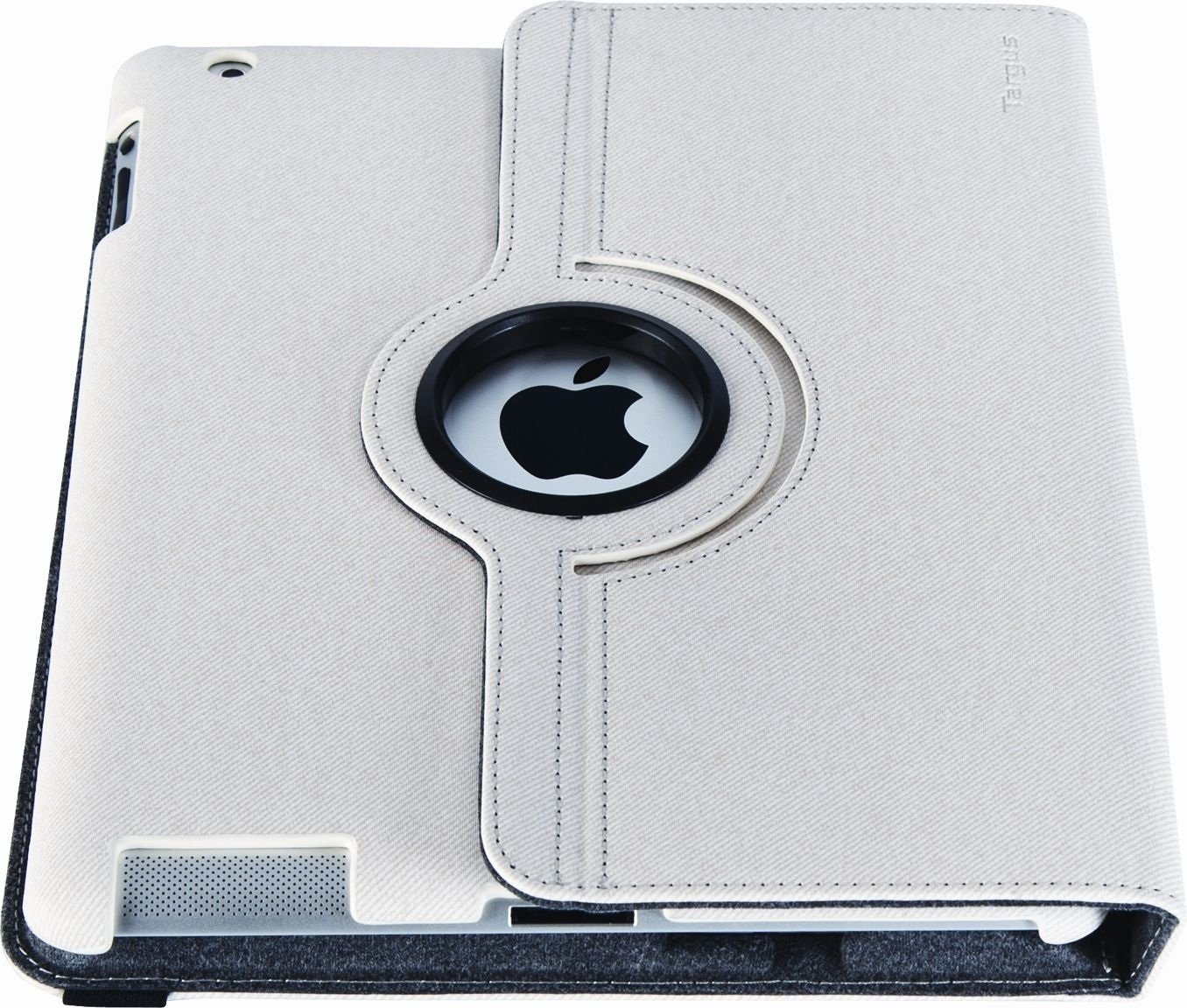 Targus Versavu Rotating Keyboard Case and Stand for iPad 3 and 4, Bone White (THZ171US) by Targus (Image #11)