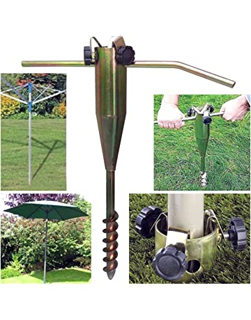 Parasol Stands Bases Garden Outdoors Amazon Co Uk