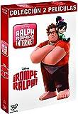 Pack Rompe Ralph 1+2 [DVD]