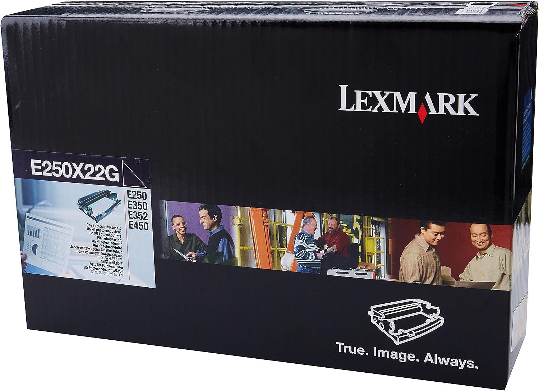 Lexmark E250X22G Photoconductor Kit for E250, E350, E352 & E450 Printers