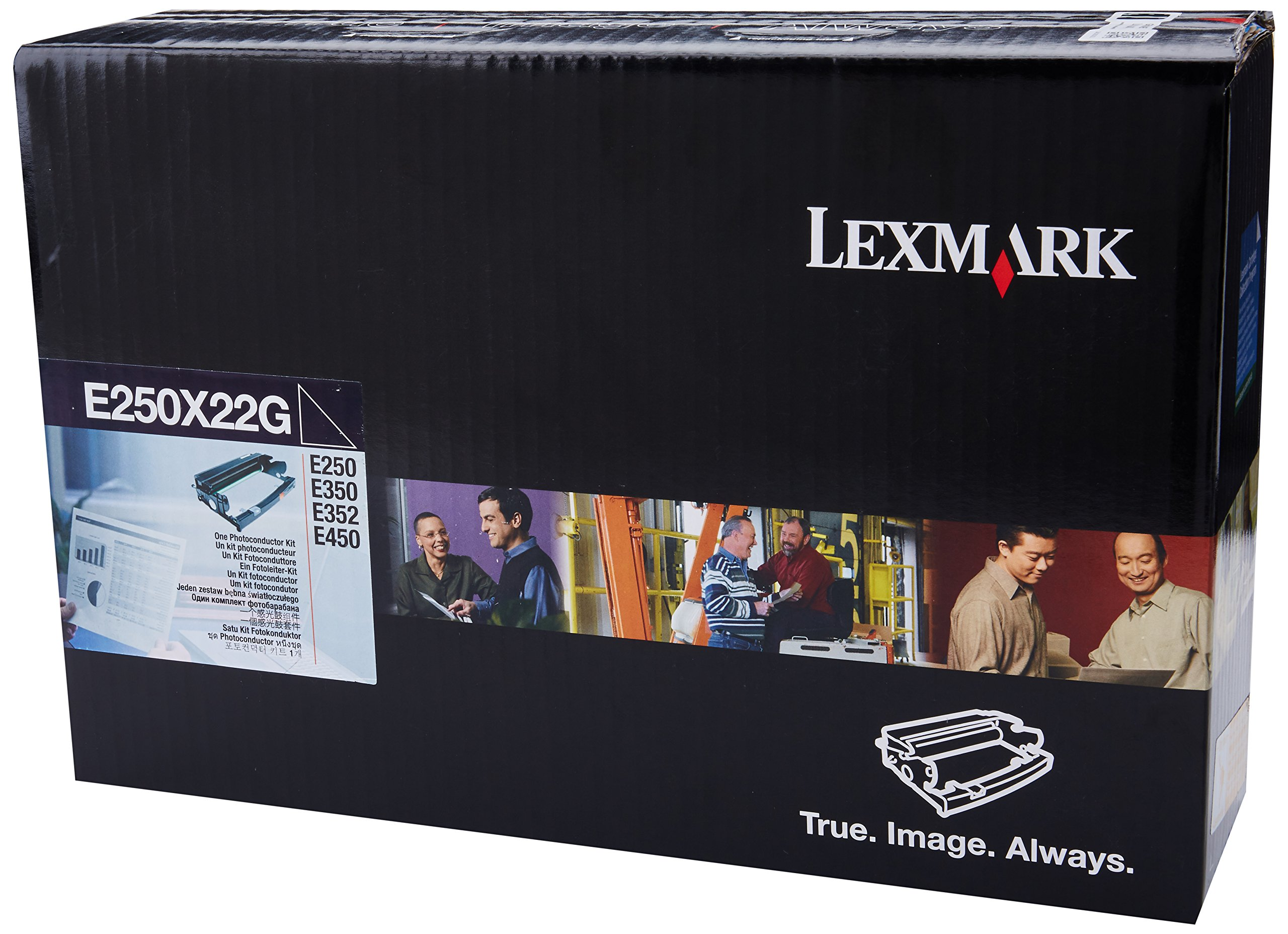 LEXE250X22G - Lexmark Photoconductor Kit For E250, E350, E352 and E450 Printers