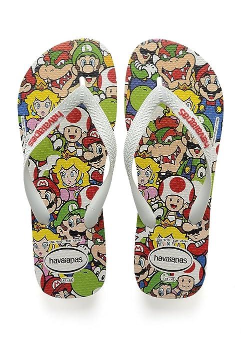 a1d81147b Havaianas Mario Bros