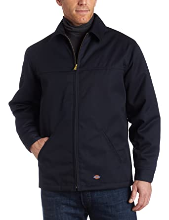 e57ea1391b9 Dickies Men s Hip Length Twill Jacket at Amazon Men s Clothing store ...
