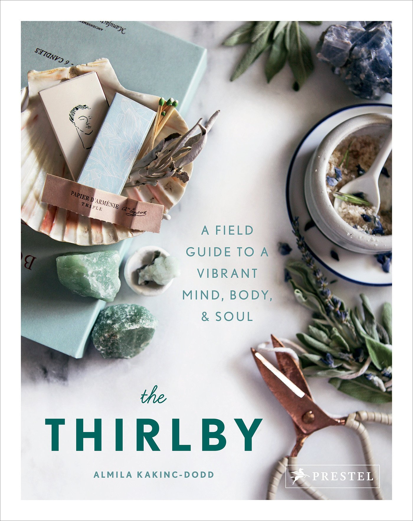 Download The Thirlby: A Field Guide to a Vibrant Mind, Body, and Soul pdf epub