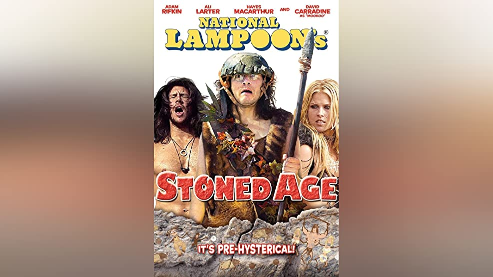 National Lampoon's Stoned Age