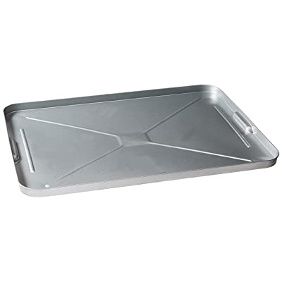 LubriMatic Professional Grade 75-755 Oil Drip Tray Pan - For Mechanics, Motorcycle, Automotive Oil & Fluid Change Use, 17 ½ x 25 ¾ x 1 Inches: Industrial & Scientific
