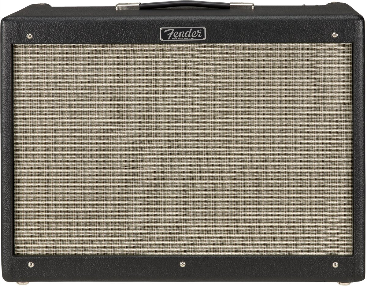 Amazon.com: Fender Hot Rod Deluxe IV 40 Watt Electric Guitar Amplifier: Musical Instruments