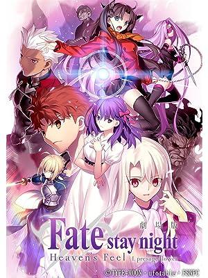 劇場版 Fate/stay night -Heaven's Feel- Ⅰ.presage flowerの動画を無料で観る方法!フル視聴なら動画配信サービス