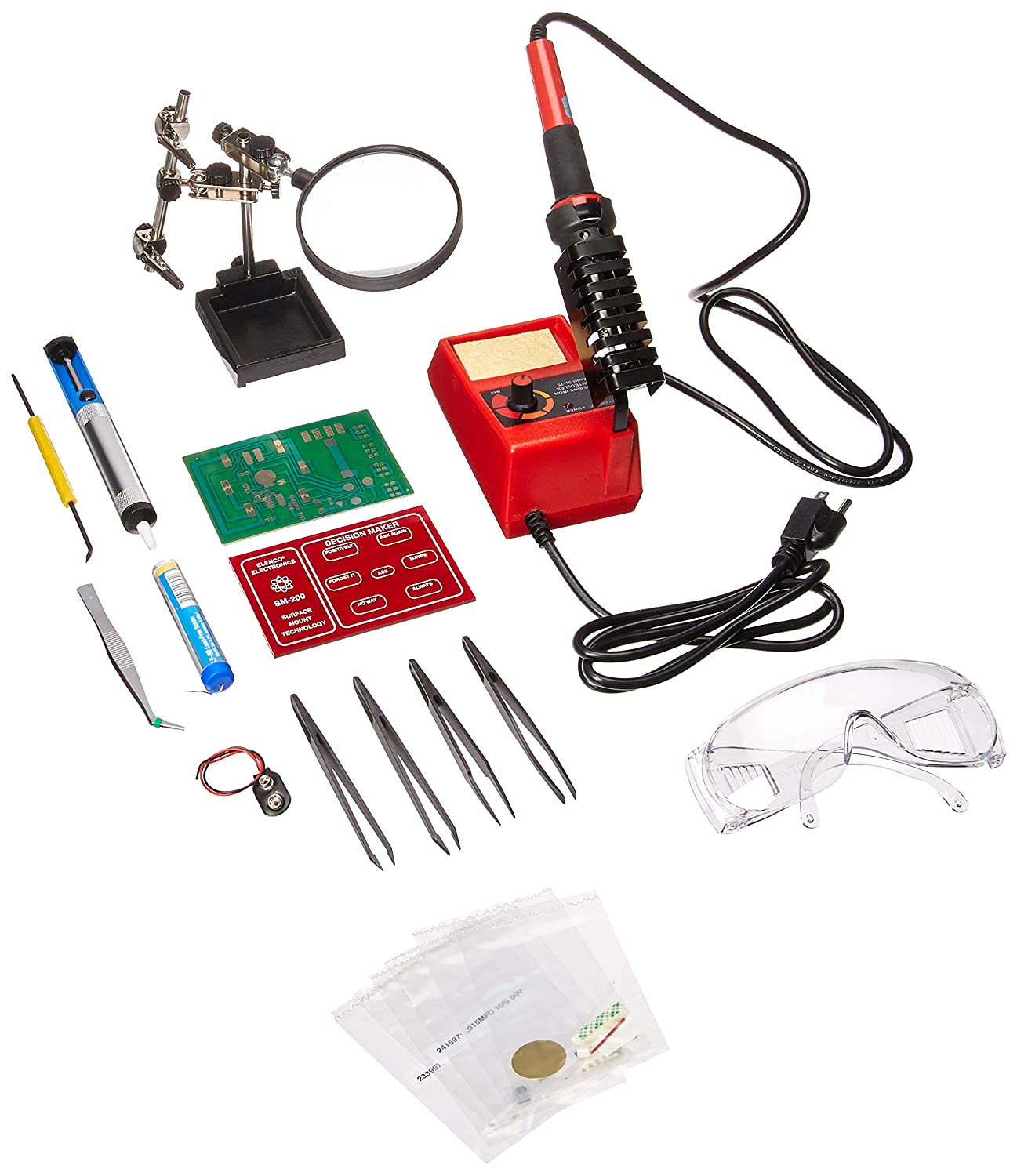 Elenco Surface Mount Technology Soldering Program