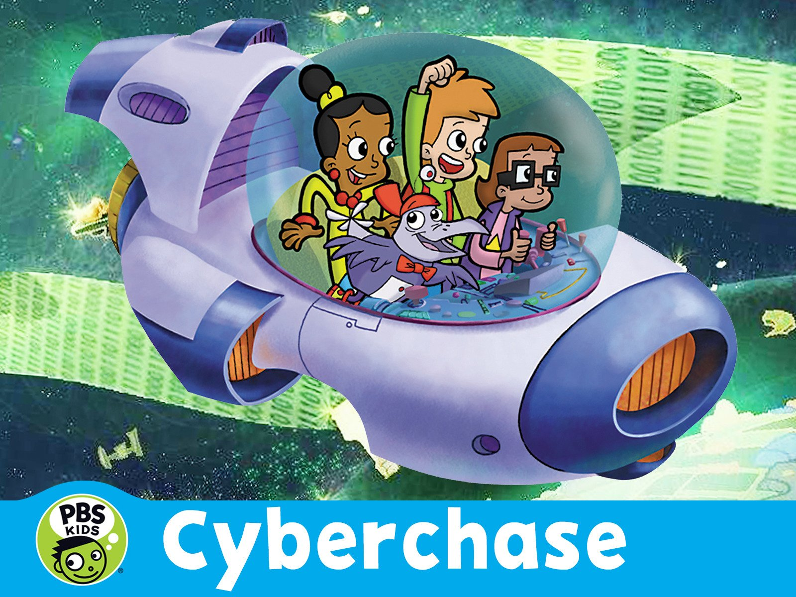 Amazoncom Watch Cyberchase Season 1 Prime Video