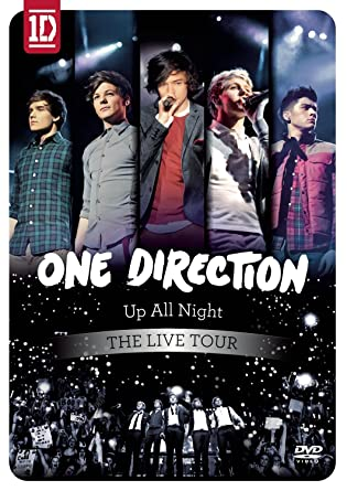 Amazon com: One Direction: Up All Night - The Live Tour (U S