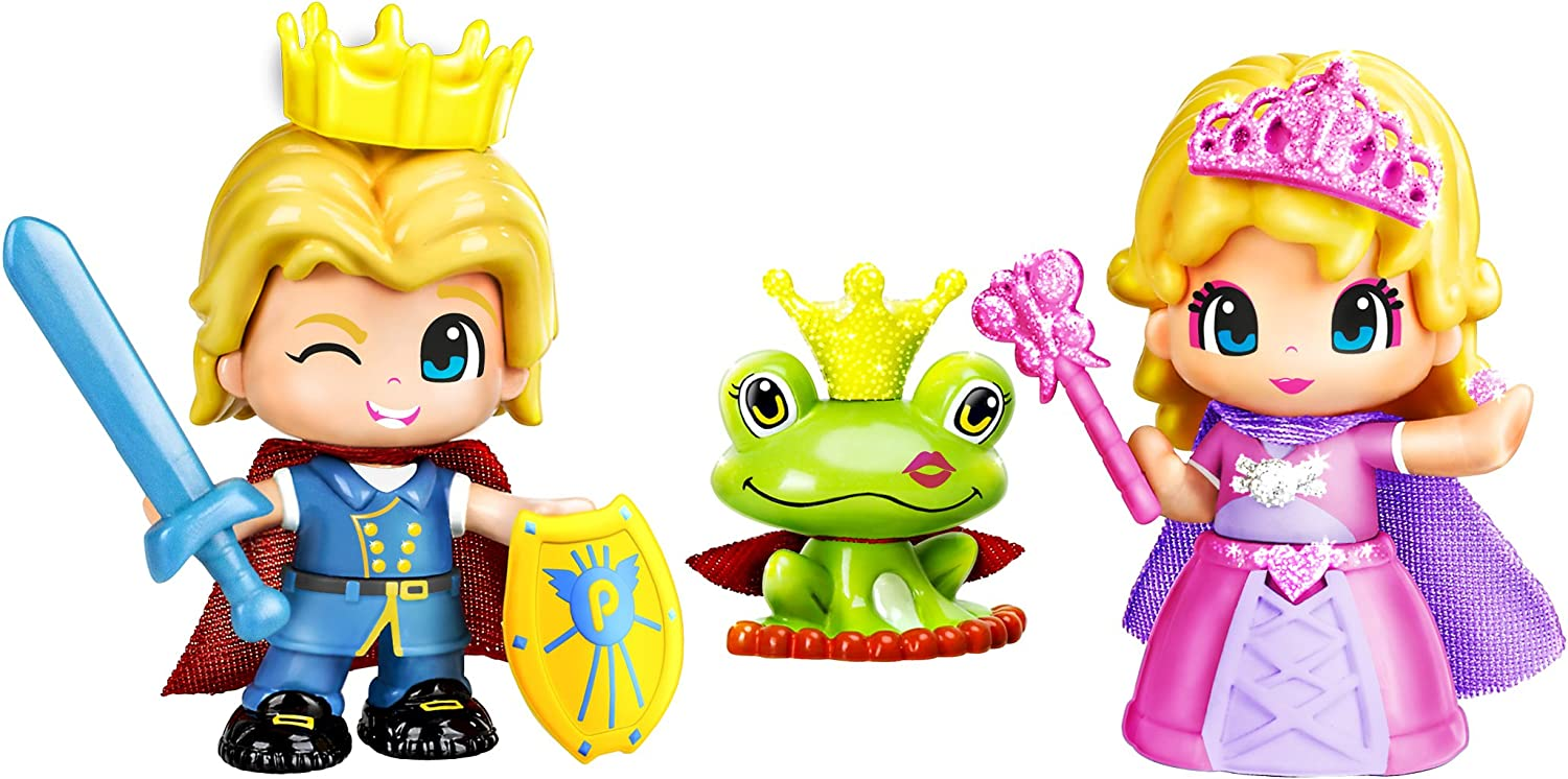 Pinypon Fairy Tales The Princess and the Frog Prince New in Box