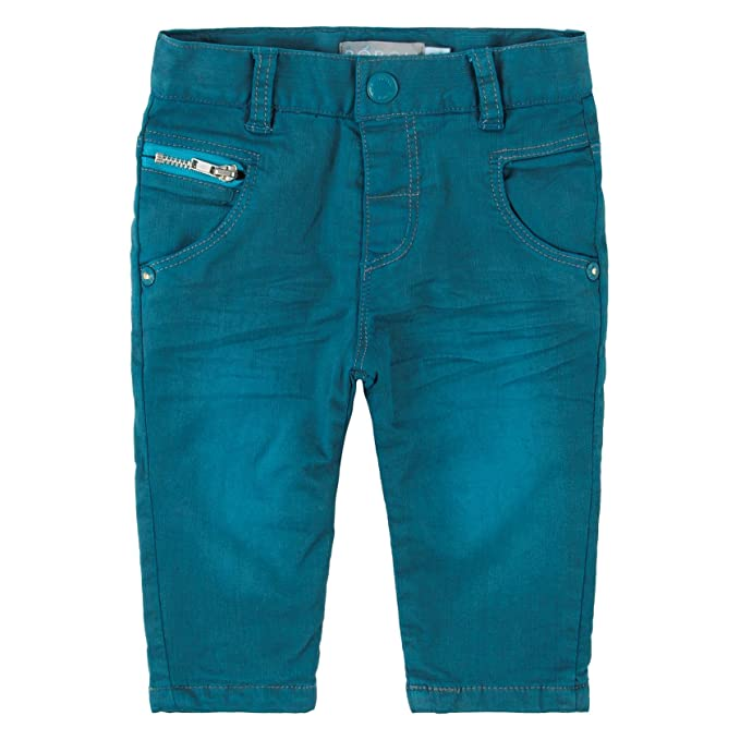 boboli, 312040 - Pantalon Denim para bebe - niños: Amazon.es: Ropa ...