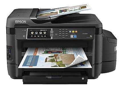 amazon com epson et 16500 ecotank wireless wide format color all in rh amazon com Printer Epson L200 Resetter Epson L200 Printer Driver