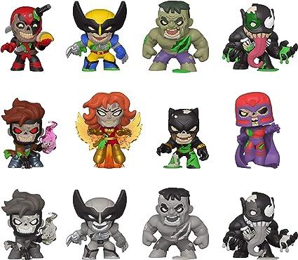 Funko- Mystery Minis: Marvel Zombies 12PC PDQ Figura Coleccionable, Multicolor (49114): Amazon.es: Juguetes y juegos
