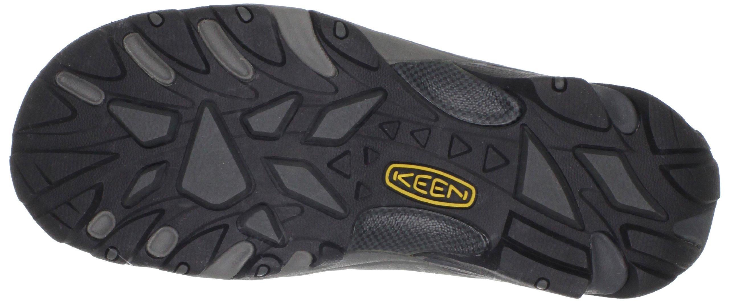 KEEN Utility Men's Atlanta Cool Steel Toe Work Shoe,Black,9.5 EE US by KEEN Utility (Image #3)
