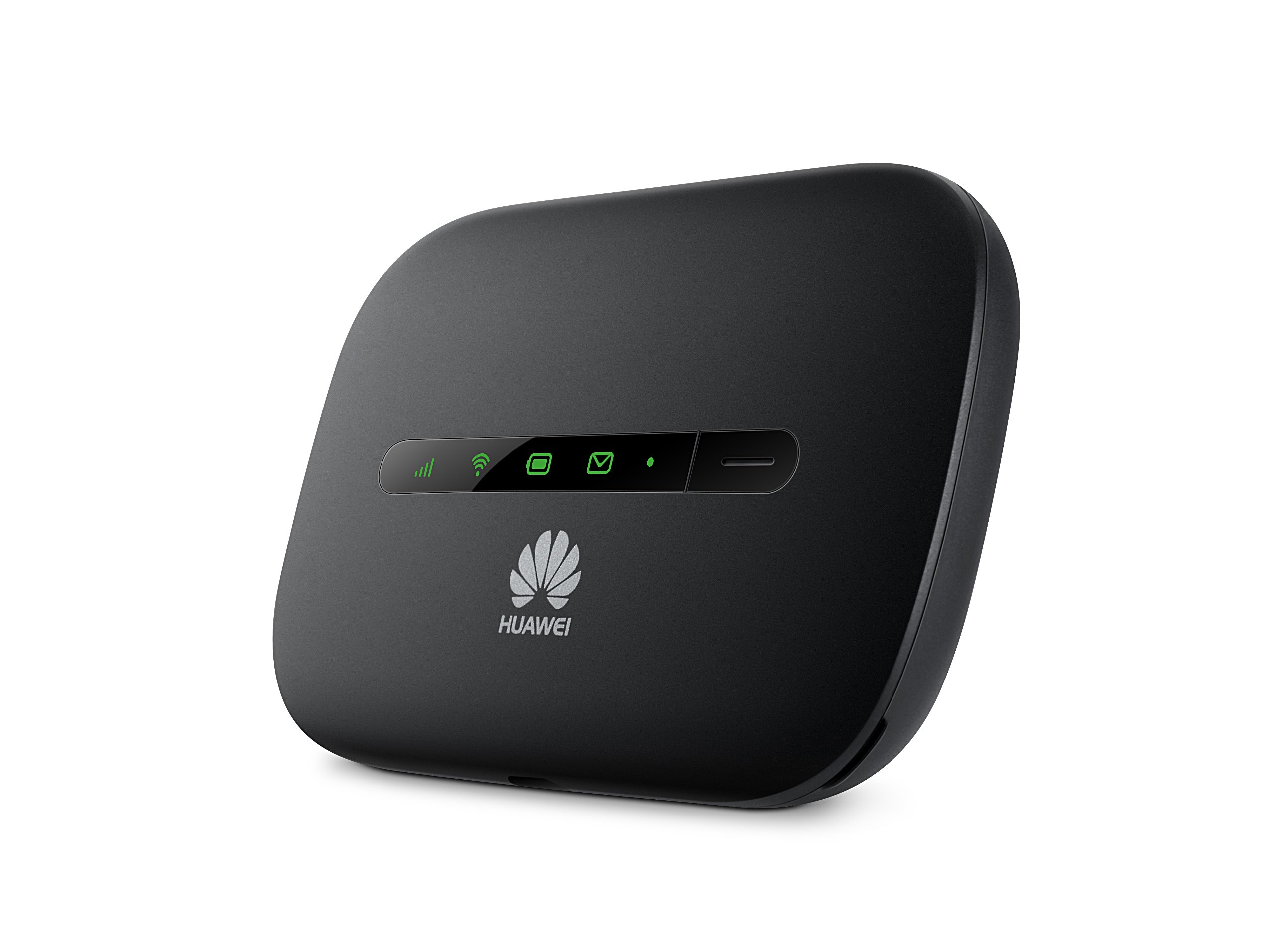 Huawei E5330Bs-2 21 Mbps 3G Mobile WiFi Hotspot (3G in Europe, Asia, Middle East & Africa) (black) by Huawei (Image #2)