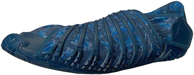 Vibram FiveFingers Furoshiki2 Original pour femme en kit – Chaussures pieds nus pour femme avec sac de transport pratique 40 Digital Persian yK404