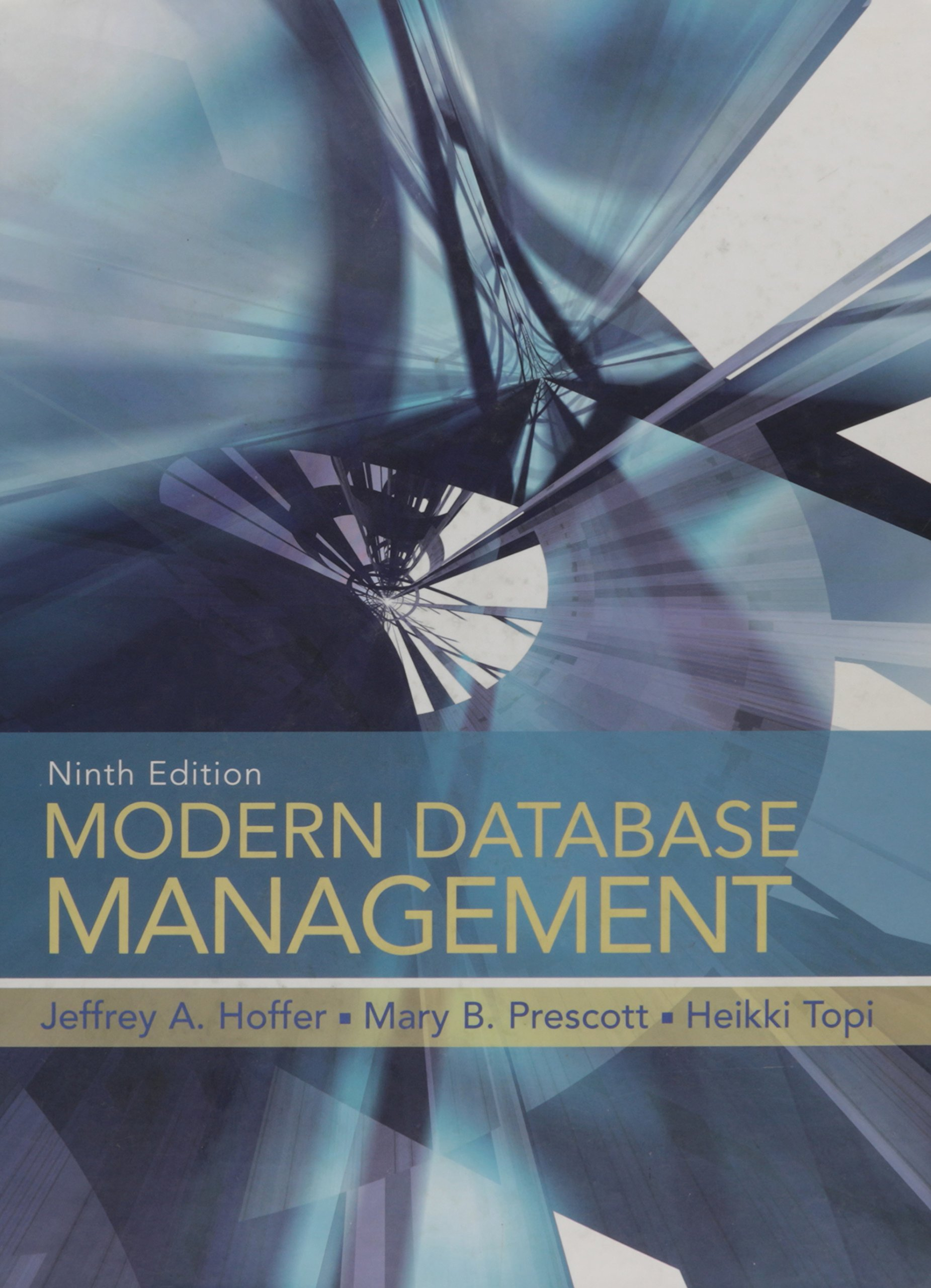 Download Modern Database Management 9th Edition (Book Only) pdf