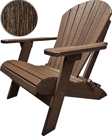 Cool Amazon Com Duraweather Poly Classic King Size Folding Creativecarmelina Interior Chair Design Creativecarmelinacom