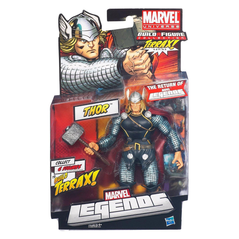 Marvel Legends 2012 Wave 1 Modern Thor Actionfigur 15 cm