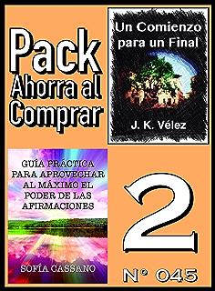 Pack Ahorra al Comprar 2 (Nº 045): Guía práctica para aprovechar al máximo