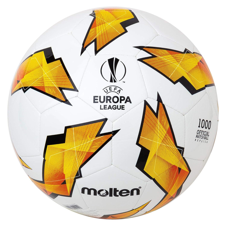 MOLTEN Replica de la UEFA Europa League - 1000 Modelo Oficial de Bola   Amazon.es  Deportes y aire libre 5cec91417c661