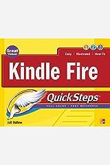 Kindle Fire QuickSteps Kindle Edition