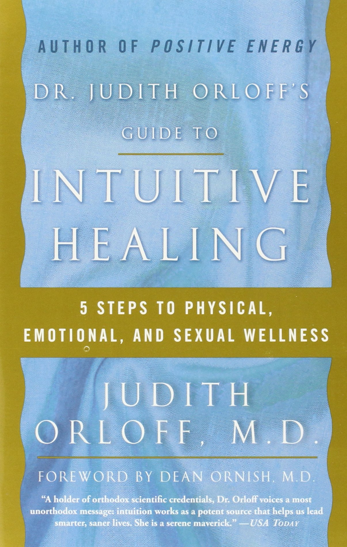 Judith Orloffs Guide Intuitive Healing product image