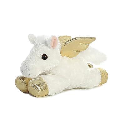 """Aurora - Mini Flopsie - 8"""" Pegasus: Toys & Games"""