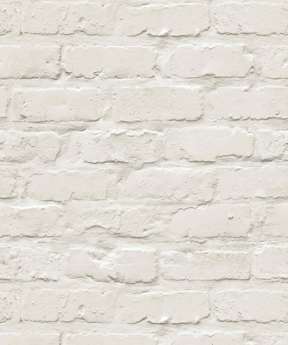 Grandeco Ideco Painted Brick Wall Pattern Faux Effect Motif Wallpaper  A10402 By Grandeco: Amazon.co.uk: DIY U0026 Tools