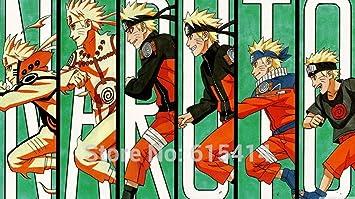 Amazon.com: Anime familia 069 Naruto – sasuke Ninja lucha ...