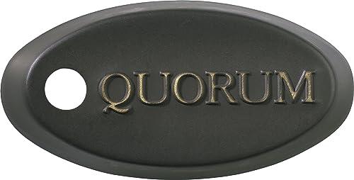 Quorum 137525-95 Hudson