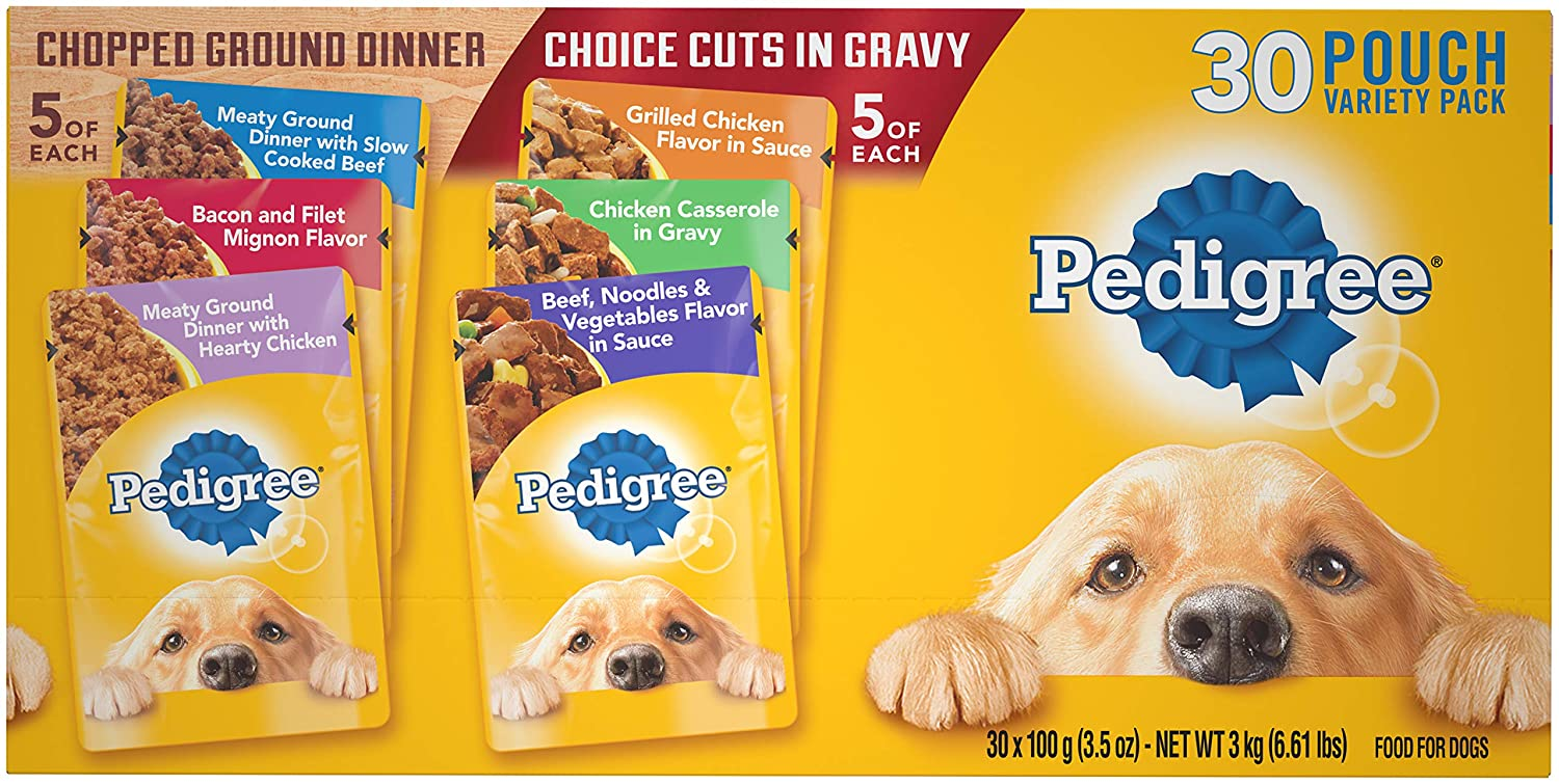 Pedigree Choice Cuts